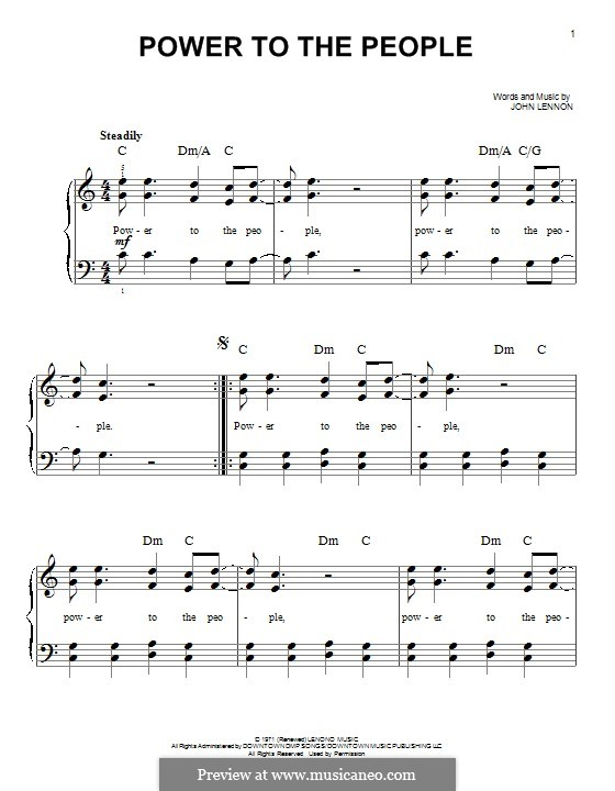 Oh Yoko by John Lennon @ 18 Chords total : Tabstabs.com