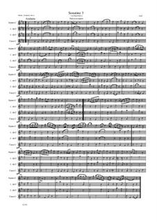 Sonatine 3: Sonatine 3 by Friedrich Gross