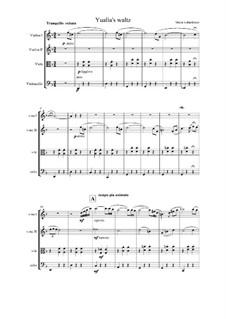 Yulia's Waltz: Yulia's Waltz by Murat Kabardokov