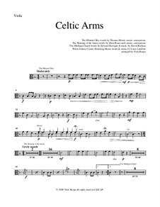 Celtic Arms: Viola part by folklore, Patrick Sarsfield Gilmore, David Braham