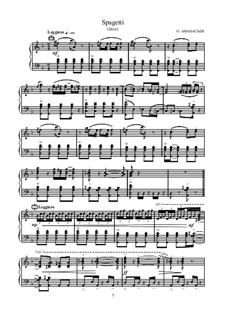 Спагетти-джаз: Спагетти-джаз by Oleg Afanasyev