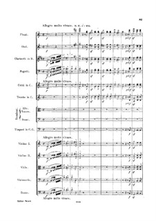 Symphony No.2 in C Major, Op.61: Movement IV by Robert Schumann