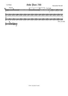 8nde Juni 793: Horn I part by Alexander Nævdal