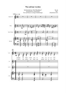 Der Mäusefänger: Spielmannlied, Op.05b by Jürgen Pfaffenberger