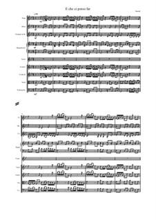 Admetus, King of Thessaly, HWV 22: E che ci posso far by Georg Friedrich Händel
