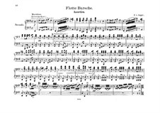 Merry Fellows: Overture for piano four hands by Franz von Suppé