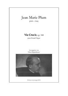 Via crucis: Via crucis by Jean-Marie Plum
