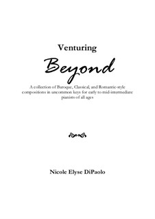 Venturing Beyond: Complete set by Nicole DiPaolo
