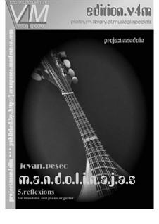 m.a.n.d.o.l.i.n.a.j.a.s: m.a.n.d.o.l.i.n.a.j.a.s by Jovan Pesec