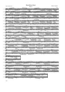 Blockflöten-Duett Nr.4: Blockflöten-Duett Nr.4 by Friedrich Gross