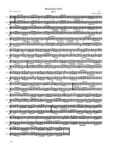 Blockflöten-Duett Nr.5: Blockflöten-Duett Nr.5 by Friedrich Gross