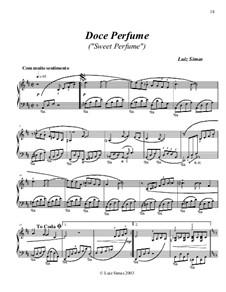 Doce Perfume (Sweet Perfume): Doce Perfume (Sweet Perfume) by Luiz Simas