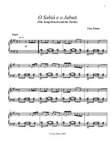 O Sabiá e o Jabuti (The Song-thrush and the Turtle): O Sabiá e o Jabuti (The Song-thrush and the Turtle) by Luiz Simas