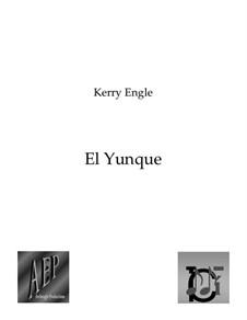 El Yunque: El Yunque by Kerry Engle