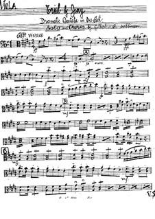 Trial by Jury: Viola part by Arthur Seymour Sullivan