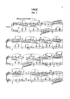 Twenty-Four Characteristic Pieces, Op.36: No.7-13 by Anton Arensky