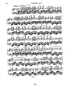 Six suites d'etudes pour le pianoforte, Op.15: Suite V by Ferdinand von Hiller