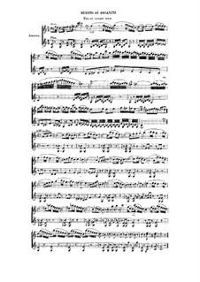 Duetto per un violino solo: Duetto per un violino solo by Niccolò Paganini
