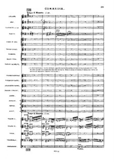 Pagliacci: Act II, scene Ib by Ruggero Leoncavallo