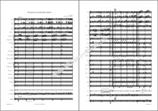 Weisst du, wieviel Sternlein stehen?: For wind band by folklore