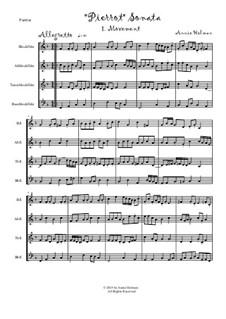 Pierrot Sonata: Pierrot Sonata by Annie Helman