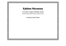 Kathleen Mavourneen: For voice and chamber orchestra by Frederick Nicholls Crouch