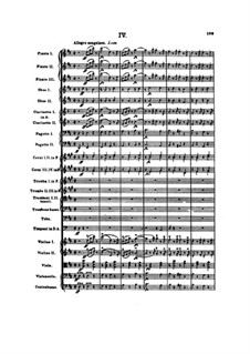 Symphony No.2 'The Four Temperaments', FS 29 Op.16: Movement IV by Carl Nielsen