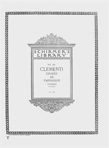 Mugellini Edition: Complete set by Muzio Clementi