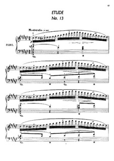 Twenty-Four Characteristic Pieces, Op.36: No.13-18 by Anton Arensky
