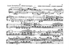 Jeanne d'Arc (Joan of Arc), Op.19: Movements II-III, for piano four hands by Moritz Moszkowski