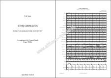 Cinq Grimaces: Cinq Grimaces by Erik Satie