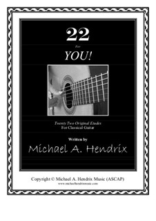 22 for You: 22 for You by Michael Hendrix
