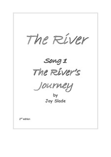 The River (2nd edition): No.01 - The River's Journey by Joy Slade