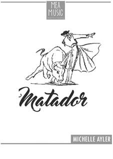 Matador (Beginner Piano Solo): Matador (Beginner Piano Solo) by MEA Music