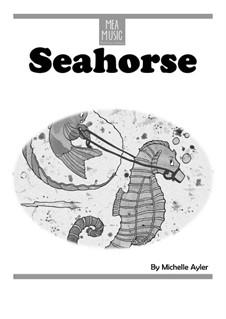 Seahorse (Beginner Piano Solo): Seahorse (Beginner Piano Solo) by MEA Music