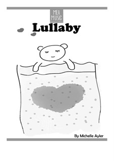 Lullaby (Easy Piano Solo): Lullaby (Easy Piano Solo) by MEA Music
