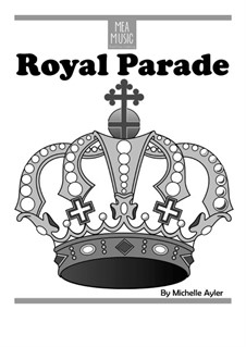 Royal Parade (Easy Piano Solo): Royal Parade (Easy Piano Solo) by MEA Music