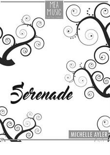 Serenade (Beginner Piano Solo): Serenade (Beginner Piano Solo) by MEA Music