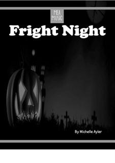 Fright Night (Beginner Piano Solo): Fright Night (Beginner Piano Solo) by MEA Music