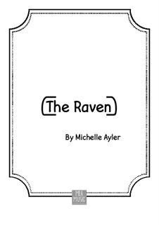 The Raven (Intermediate Piano Solo): The Raven (Intermediate Piano Solo) by MEA Music