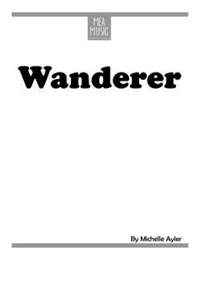 Wanderer (Intermediate Piano Solo): Wanderer (Intermediate Piano Solo) by MEA Music
