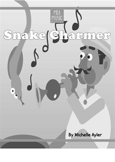 Snake Charmer (Easy Piano Solo): Snake Charmer (Easy Piano Solo) by MEA Music