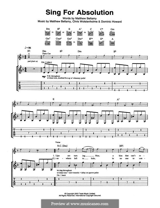 Dreams Of An Absolution Piano Sheet Music Music Sheet Collection