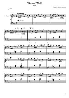 Вальс No.11: Вальс No.11 by Viktor Gryaznov