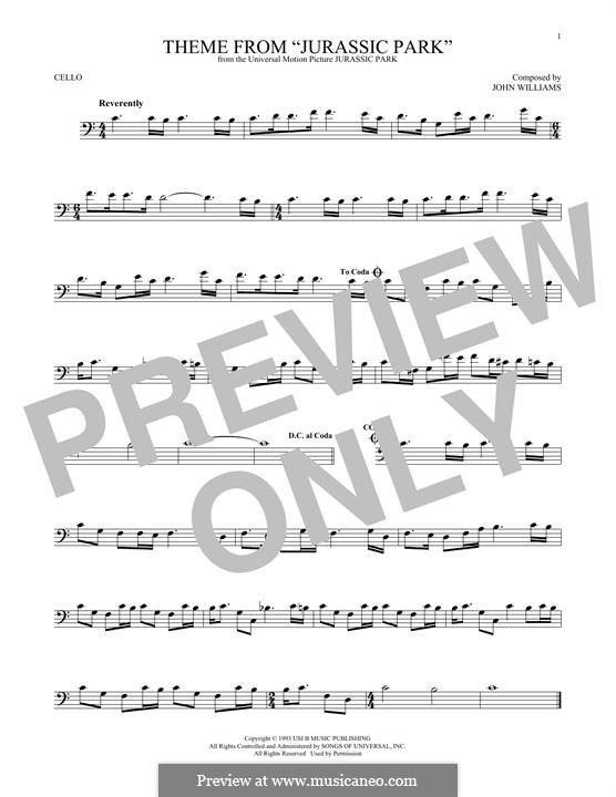 indiana jones sheet music