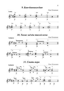 3 пьесы на ночь: 3 пьесы на ночь by Oleg Kopenkov