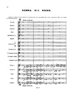 No.3 Scène: No.3 Scène by Pyotr Tchaikovsky