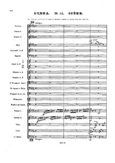 No.18 Scène: No.18 Scène by Pyotr Tchaikovsky