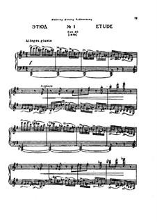 Twelve Pieces , TH 138 Op.40: Complete set by Pyotr Tchaikovsky