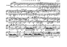 Symphony No.9 in C Major 'The Great', D.944: Arrangement for piano four hands by Franz Schubert